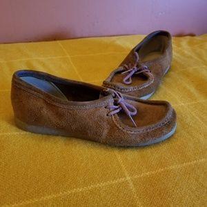 Vintage Minnetonka Moccasins / Shoes